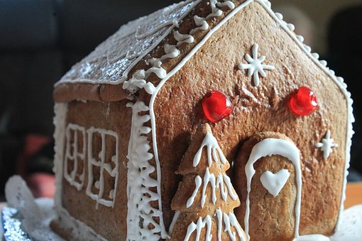 Gingerbread house - generic