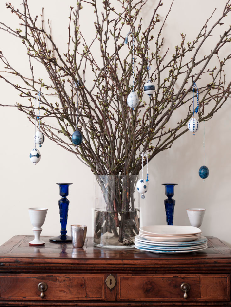 Easter craft - tree