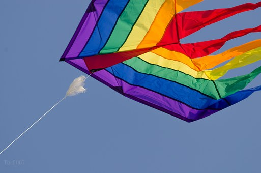 Easter around the world - kite