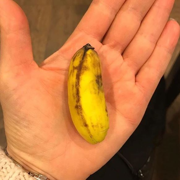 Ugly vegetables - Banana