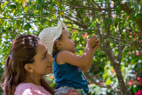 Gardening for kids - Child