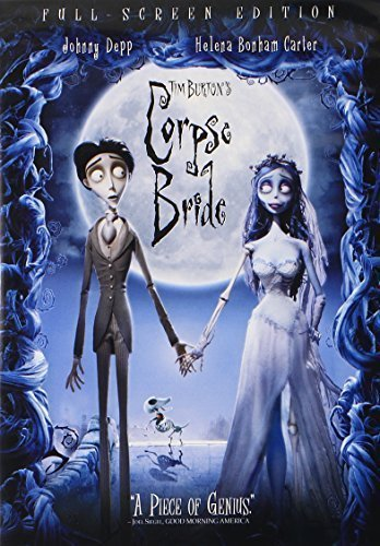 Halloween movie - Corpse Bride