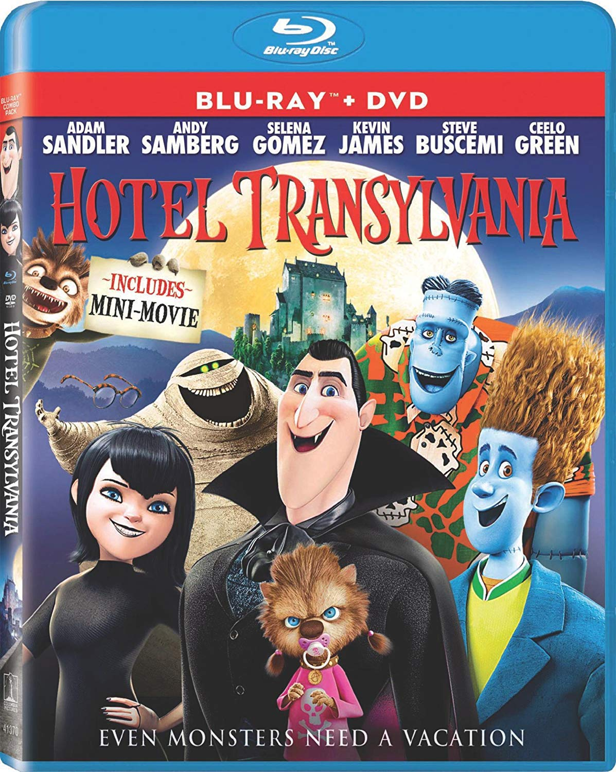 Halloween movie - Hotel Transylvania