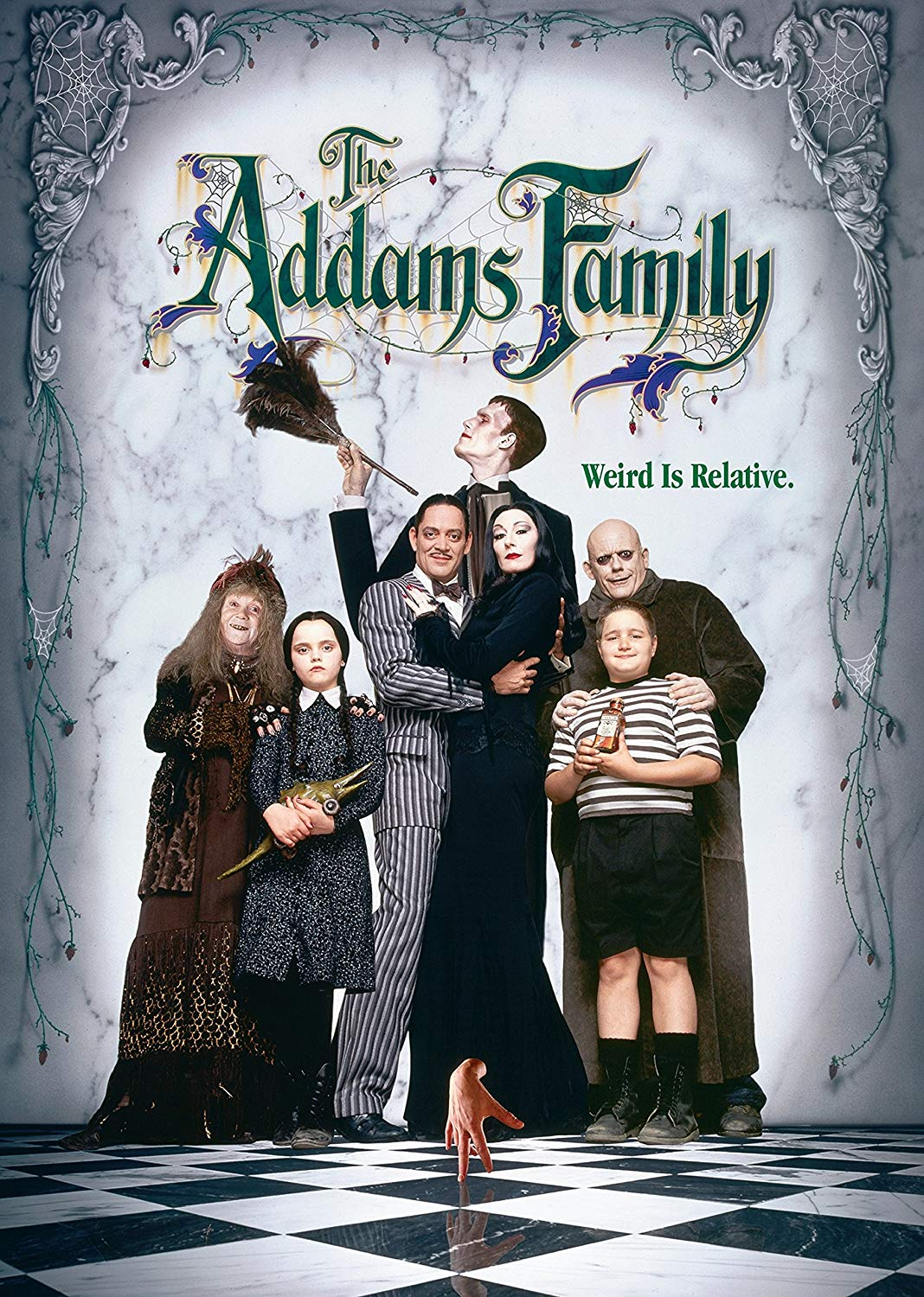 Halloween movie - Addams Family