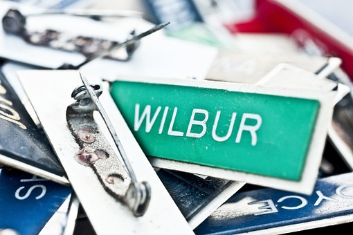 Middle name - Wilbur