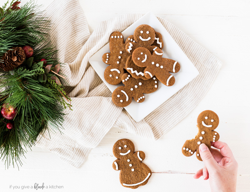 Gingerbread recipes - gingerbread people