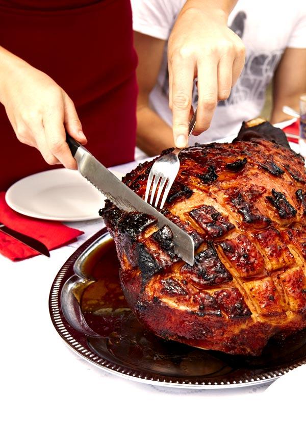 Ham glaze - Tawny port