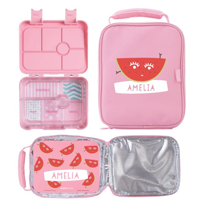 Back to school photos - Bento pack