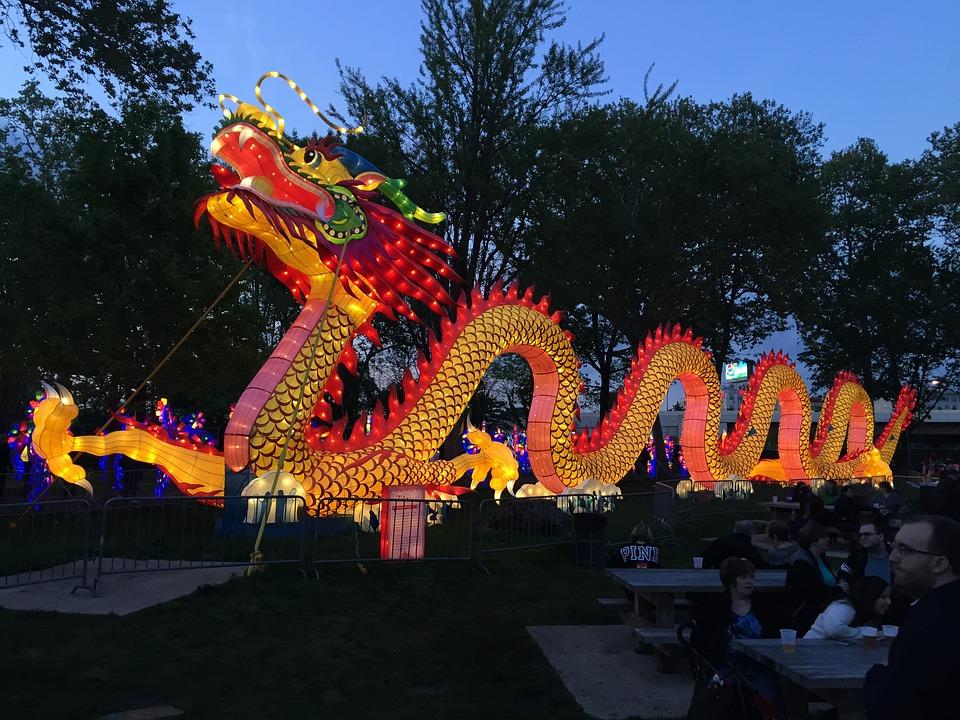 Chinese zodiac sign - Dragon