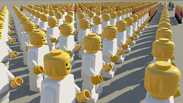 Marie Kondo - Lego people