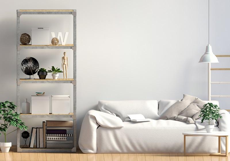 Home decorating trends - white decor