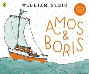 "A picture of the book ""Amos and Boris"""