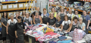 A picture of the staff at Geelong Mums