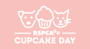 A picture of the RSPCA Cupcake Day Logo