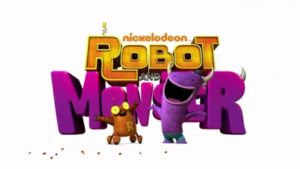 A picture of the TV show Robot and Monster