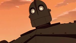 A picture of the character The Iron Giant