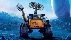 A picture of the character Wall-E