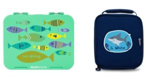 A picture of a Stuck On You Bento and Cooler Bag