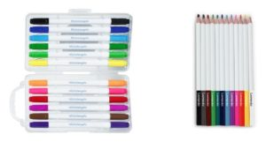 A picture of the Stuck On You Markers and Pencils