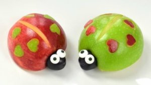 A picture of fruit apples