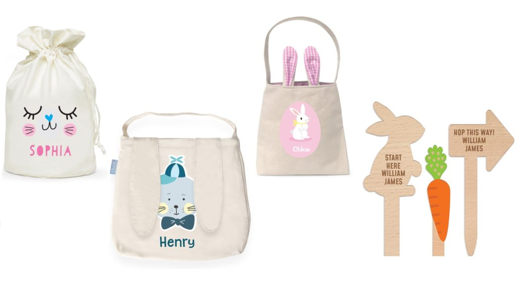 A picture of the Easter Bags and Hunt Pack