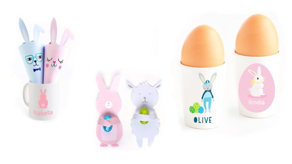 A picture of the Easter Egg Cup and Activities